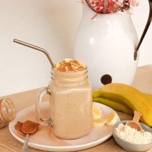 Vanilla Chai Protein smoothie