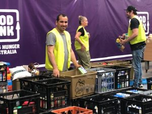 Food Bank: Making the best of Food Waste