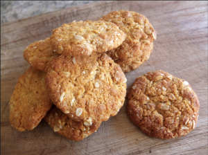 ANZAC biscuits for everyone