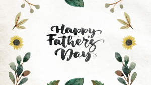 Happy Father's Day Waste Free Gift Guide