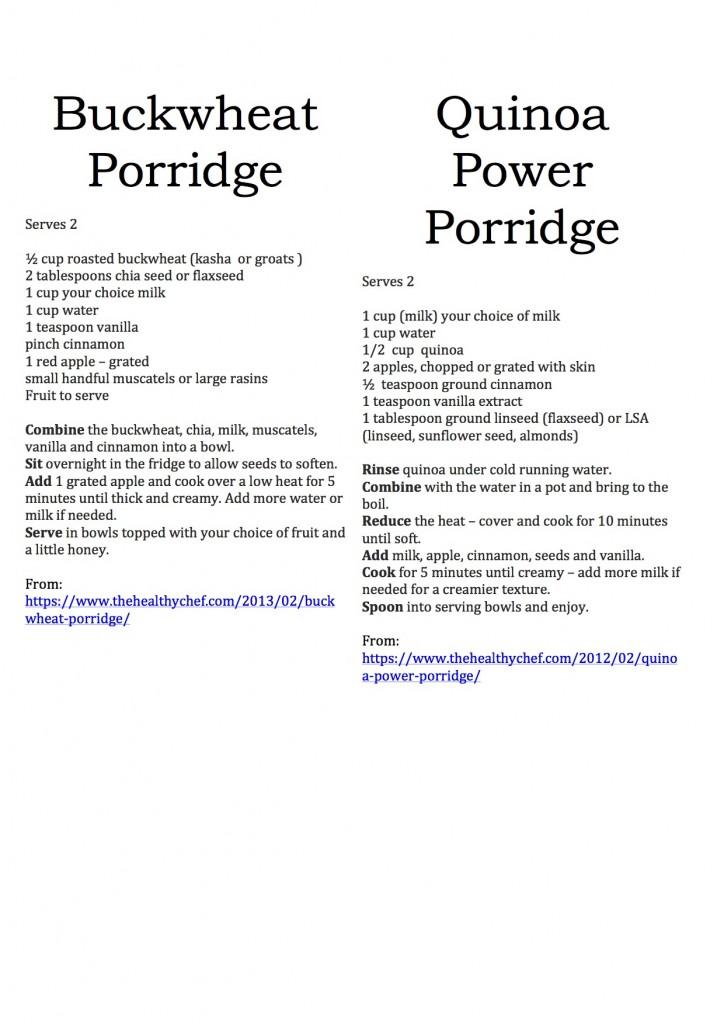 Alt porridge copy