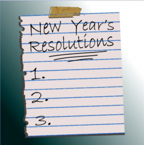 New Year resolutions – goals or habits?