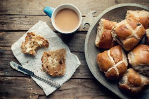 Hot Cross Buns Your Way