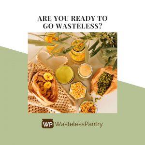 'Go Wasteless' Starter Guide